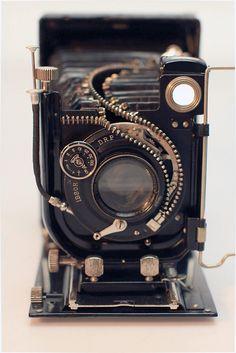 Zippered Bellows Camera