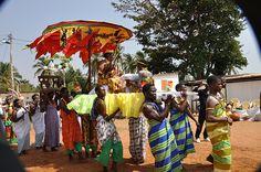 Togo - TRIP DOWN MEMORY LANE: April 2013