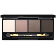 Dr. Hauschka Eyeshadow Palette ($28) ❤ liked on Polyvore featuring beauty products, makeup, eye makeup, eyeshadow, beauty, no color, dr hauschka eye shadow, dr.hauschka eyeshadow, mineral eye shadow and mineral eyeshadow