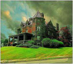 New Castle, PA mansion