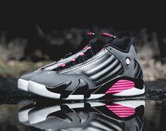 huge selection of 893f0 0da5f ... cheapest air jordan 14 retro dark grey hyper pink jordan brand has got  a new dark