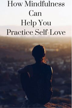 How mindfulness can be a vital way to practice self-love. Defining mindfulness + self-love. Click through to find out how to practice mindfulness and self-love. Mindfulness Therapy, What Is Mindfulness, Mindfulness Exercises, Mindfulness Activities, Mindfulness Practice, Mindfulness Meditation, Wellness Activities, Mindfulness Techniques, Workplace Wellness