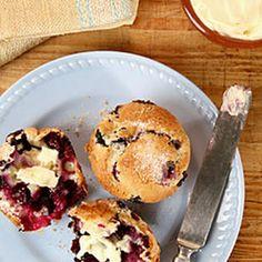 Blueberry Muffins (Martha Stewart's)