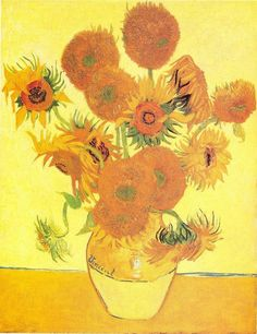Van Gogh. Vincent Willem van Gogh, 30 March 1853–29 July 1890), was a Dutch Post-Impressionism painter. His work had a great influence on modern art because of its striking colors and emotional power. He suffered from anxiety and fits of mental illness. When he was 37, he shot himself and died.