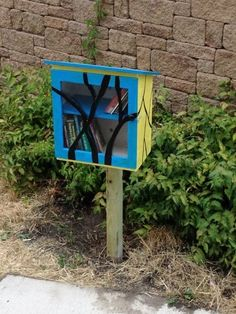 Urban Ecology Center's Little Free Library   # Pin++ for Pinterest #
