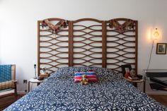 Open house - Alex e Edu. Veja: https://casadevalentina.com.br/blog/detalhes/open-house--alex-e-edu-2804 #decor #decoracao #interior #design #casa #home #house #idea #ideia #detalhes #details #openhouse #style #estilo #casadevalentina #bedroom #quarto #dormitorio