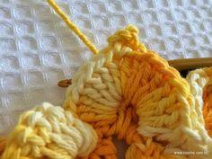 Flor bico de papagaio passo a passo - www.croche.com (43)