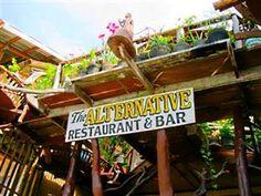 The Alternative Inn Palawan Philippines Hotel Specials, Palawan, Restaurant Bar, Philippines, Alternative