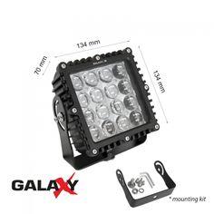 12V/24V Προβολέας LED 80W 6000K IP67 Αν ενδιαφέρεστε για αυτό το προϊόν επικοινωνήστε μαζί μας Προβολέας+LED+80W+6000K+IP67+12V/24V Led