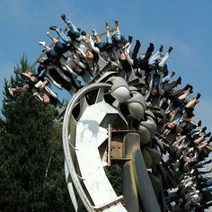 Looking for statistics on the fastest, tallest or longest roller coasters? Find it all and much more with the interactive Roller Coaster Database. Roller Coaster Theme, Best Roller Coasters, Coaster Art, Alton Towers Rides, Amusement Park Games, Blackpool Pleasure Beach, Beach Rides, High Roller, Disney Land