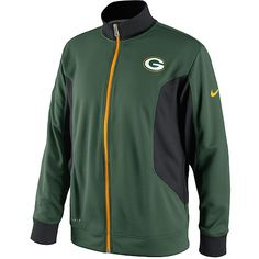 Men's Nike Green Bay Packers Empower Dri-FIT Jacket - NFLShop.com