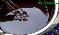 Párizsi krém alias csokoládé ganache - nem csak a csokoládérajongók klasszikusa - Habliliom Könnyed Konyhája Tableware, Macaron, Pastries, France, Dinnerware, Tablewares, Tarts, Dishes, Place Settings