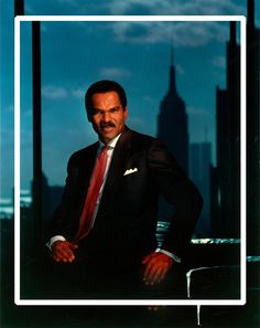 Reginald F. Lewis - Businessman Extraordinaire - Venture Capitalist