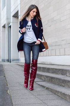 outfit-herbst-red-boots-college-jacke-jeans-1-von-17