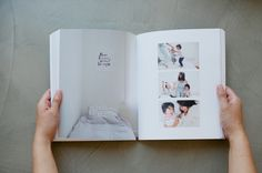 Photo book: Documenting three years of family adventures