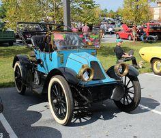 1911 Franklin Model G roadster