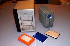 Digital storage basics, part 2: External drive vs. NAS server