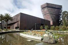 Going to this place on the 24th! DeYoung Museum, SF.