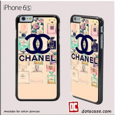 Channel Perfume For Iphone 6/6S Case