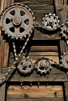 There is beauty in #gears, don't you think? #industry http://www.stonejunction.co.uk/technical-pr.htm