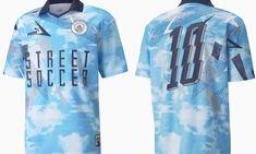 Manchester City x PUMA Street Soccer Jersey