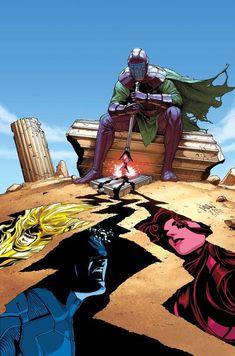 The Uncanny Inhumans Marvel Villains, Marvel Dc, Marvel Comics, Kang El Conquistador, Black Bolt, The Uncanny, Comic Page, Comic Books Art, Marvel Universe