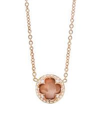 Mia Necklace - Rose Gold