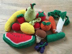 Lidt blandt frugt og grønt