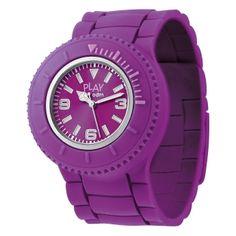 Original Reloj ODM Play con caja y correa de silicona antialérgica en color Morado  http://www.tutunca.es/reloj-odm-play-morado