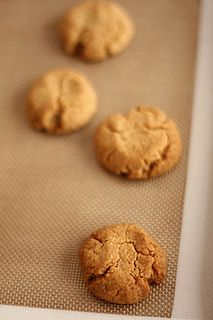 tahini cookies by daveleb, via Flickr