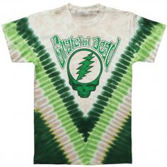 Grateful Dead Countdown Tie Dye T-shirt