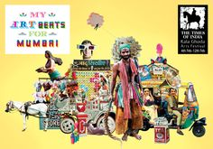 Art Beat, Advertising Campaign, Ads, Times Of India, Global Design, Art Festival, Kitsch, House Design, Quilts