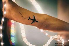 Sólo un plano poético de un viajero o soñador ... Por Kevin Moreau.