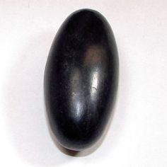 Black Shiva Lingam Stones are rare and considered very sacred for containing highly protective energies. At one time they were exclusively limited to the religious of the Hindu Temples. Only recently has this revered stone of India become available for export.
