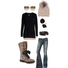 """""""Blushed dr. martens"""" by emalbe on Polyvore"""
