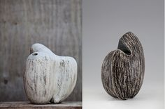 For a slice of calm and serenity this Christmas try Sue Mundy's sculptural ceramics.