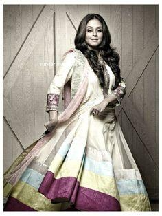 Actress Jyothika @ Latest Photoshoot