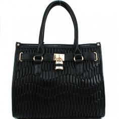 Designer Inspired Pad Lock Wrinkle Toe All kinds of Handbags you love is here ☞ Click here for more Detail.  http://www.handbagloverusa.com