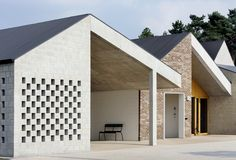 Image 1 of 17 from gallery of Het Gielsbos / Dierendonckblancke Architects. Photograph by Filip Dujardin