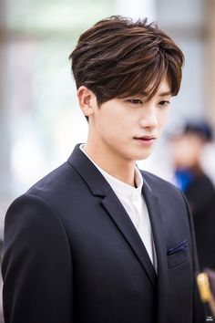 Park Hyungsik High Society Behind Cut Picture