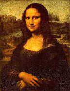 The Mona Lisa- Leonardo da Vinci Famous Paintings Michelangelo, Famous Artists Paintings, Famous Artwork, Famous Art Pieces, 7 Arts, Renaissance Kunst, Mona Lisa Parody, Classic Paintings, Great Paintings