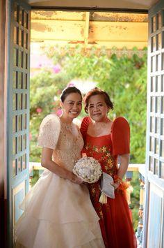 Bridal Wear Modern 28 Ideas For 2019 Modern Filipiniana Gown, Filipiniana Wedding Theme, Wedding Gowns, Bridal Shower Attire, Bridal Boudoir, Debut Gowns, Brazilian Wedding, Filipino Wedding, Dress Design Sketches