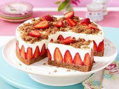 Erdbeertorte - einfach himmlisch!  - erdbeer-torte-mit-schokoboden