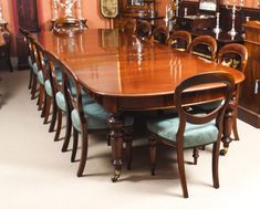 Marvellous Antique Dining Tables from Regent Antiques - Regent Antiques Victorian Dining Tables, Round Oak Dining Table, Antique Dining Chairs, Mahogany Dining Table, Dining Table Chairs, Dining Set, Dining Table Set Designs, Desk Chairs, Mahogany Furniture