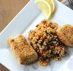 Fried Rice, Fries, Ethnic Recipes, Desserts, Food, Simple, Fish Finger, Cooking Recipes, Tailgate Desserts