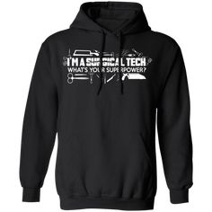 Surgical Tech what's your superpower Pullover Hoodie Surgical Tech, Hoodies, Sweatshirts, Pullover, Super Powers, In A Heartbeat, Digital Prints, Size Chart, Cotton