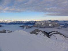 Hohe Salve, Austria