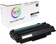 TCT Premium Compatible Toner Cartridge Replacement for Dell Black Works with Dell MFP Printers Pages) Printer Scanner, Quality Printing, Toner Cartridge, Oem, It Works, Black, Black People, Toner Cartridge Recycling, All Black
