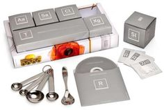 The Molecular Cuisine Starter Kit is for Chefs Looking to Experiment #kitchen trendhunter.com