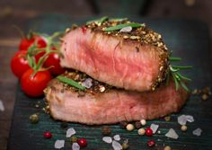 Take dinner to the next level with these super-fast tips, tricks and recipes. From transforming a ruined recipe with a potato, to actually cooking dinner in the Cook Frozen Steak, How To Cook Steak, Marinated Pork Chops, Paleo Meal Plan, Paleo Diet, Prime Rib Roast, Beef Steak, Roast Beef, Pot Roast